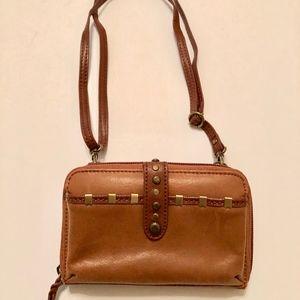 The Sak - Mini Leather Crossbody Bag